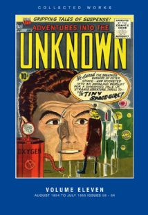 ACG Collected Works Adventures Into The Unknown Volume 11